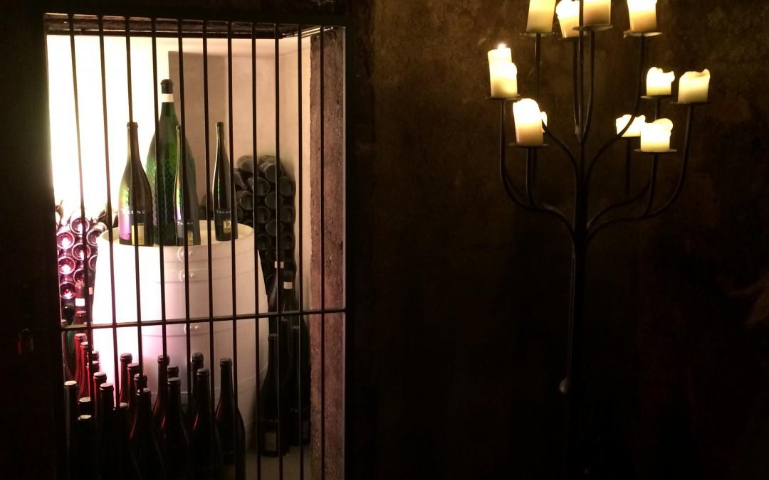 Schärfe deine Sinne -Burg Reichenstein zu Besuch im Weingut Trenz-