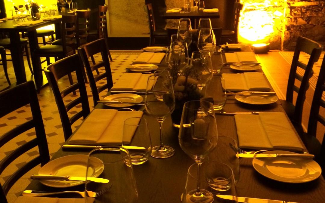 Restaurant Puricelli -abends-