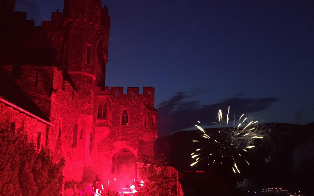 Einige Impressionen von unserem Rhein in Flammen Event -4-