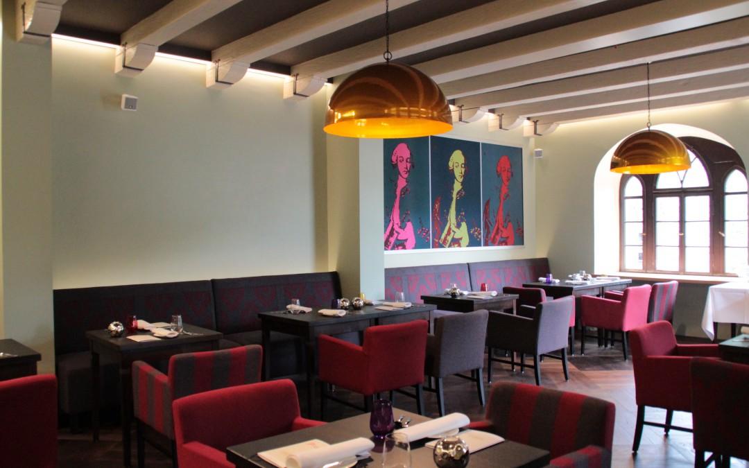 Erste Eindrücke unseres neuen Jägerzimmers im Restaurant Puricelli -1-