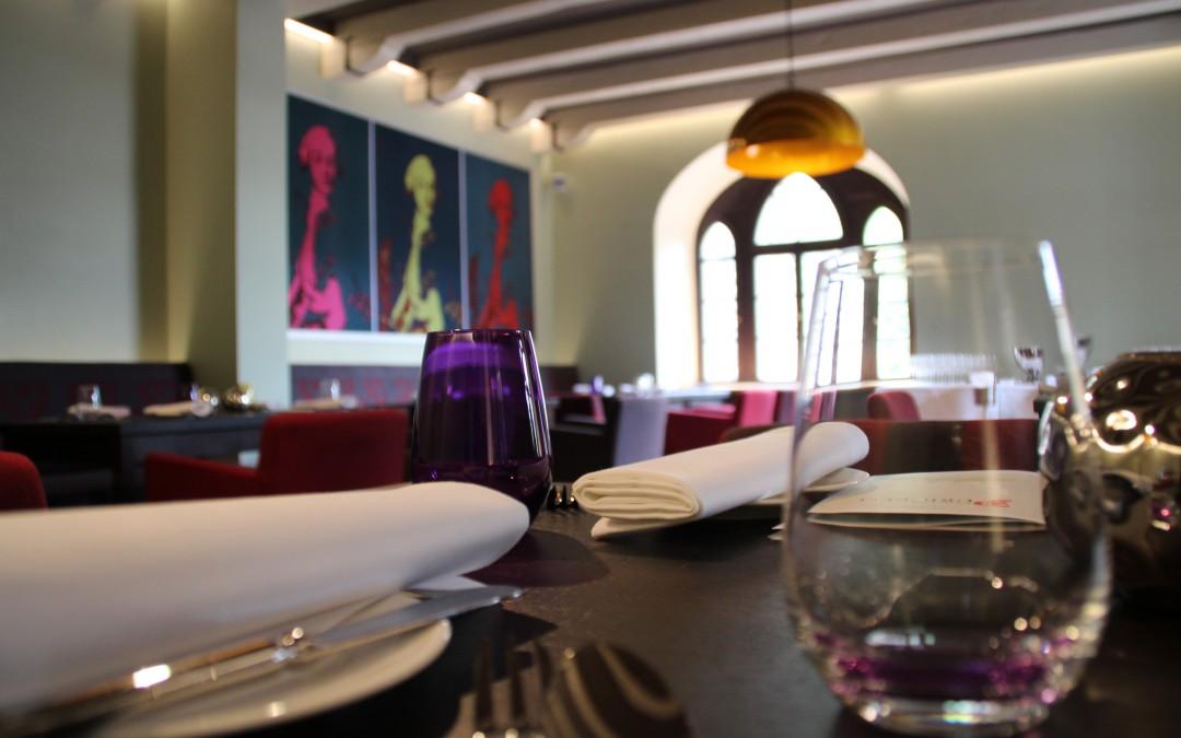 Erste Eindrücke unseres neuen Jägerzimmers im Restaurant Puricelli -2-