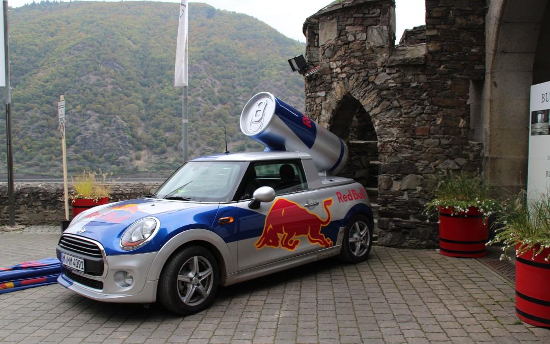 Red Bull 26 Zoll ~Zollstation 4 auf Burg Reichenstein~