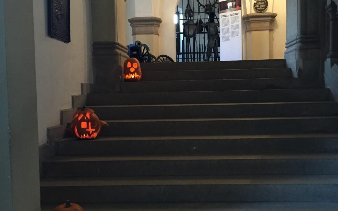 Halloween auf Burg Reichenstein