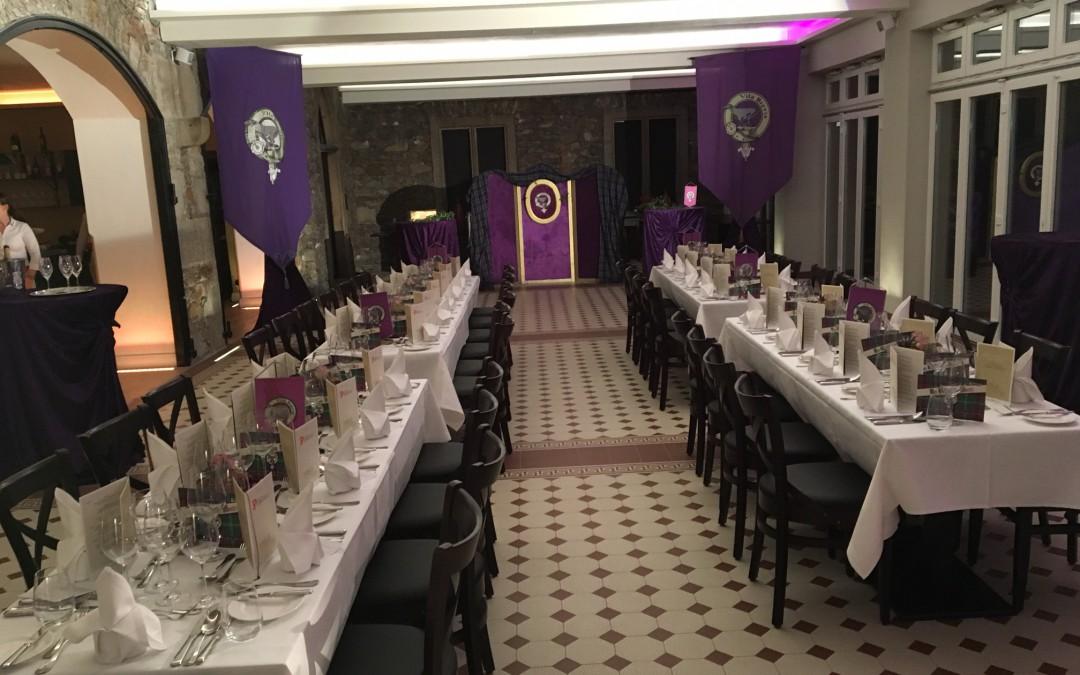 Bei Verlobung Mord! Dinner Krimi auf Burg Reichenstein