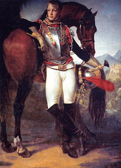 Die Kürassiere Napoleons ~Vortrag am 13. Dezember 2015~