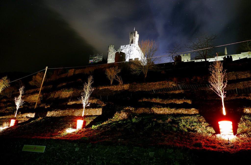 Ghost Hunting auf Burg Reichenstein