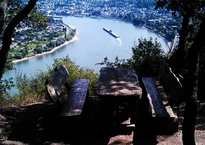 Fixed-rope Route in Boppard