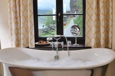 Burgsuite Badezimmer