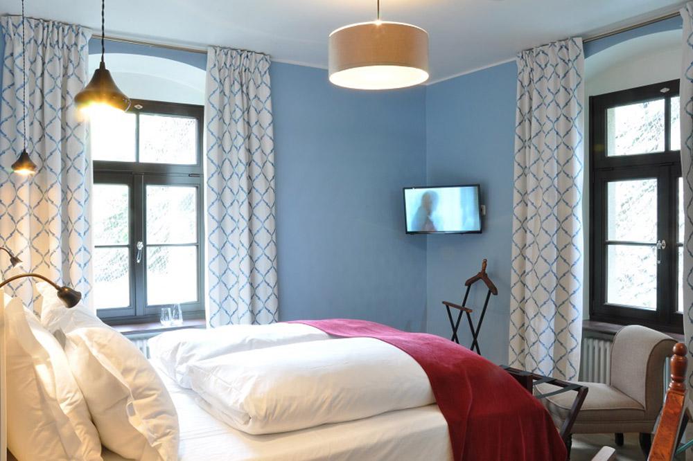 Standardzimmer Zimmeransicht